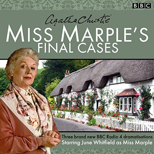 Miss Marple's Final Cases: Three new BBC Radio 4 full-cast dramas from BBC Physical Audio