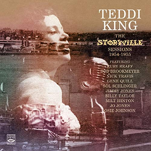 Miss Teddi King + Now in Vogue - The Storyville Sessions from Fresh Sound