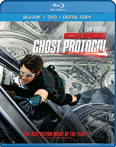 Mission: Impossible Ghost Protocol [Blu-ray] [2011] [US Import] from Paramount Home Video