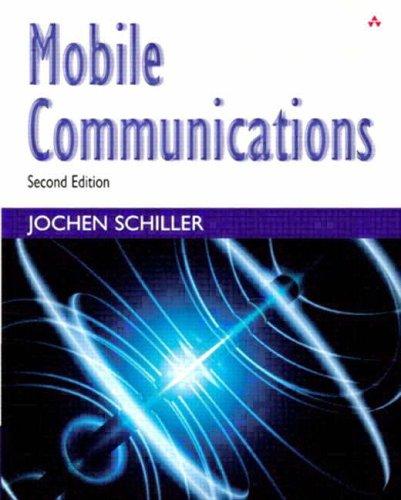 Mobile Communications from Addison Wesley