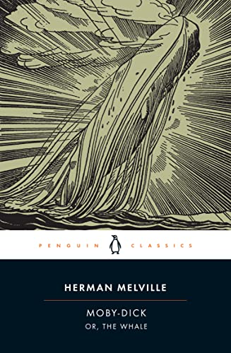 Moby-Dick: or, The Whale (Penguin Classics) from Penguin Classics