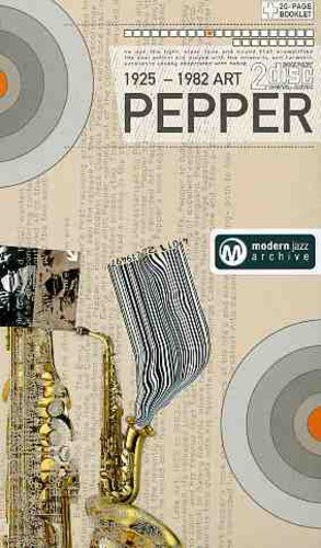 Modern Jazz Archive - Art Pepper from Membran