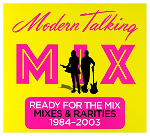 Modern Talking: Ready For The Mix (digipack) [2CD] from Sony Music