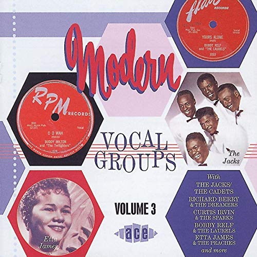 Modern Vocal Groups Vol.3 from ACE
