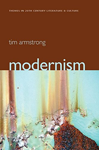 Modernism: A Cultural History (Themes in 20th and 21st Century Literature) from Polity Press