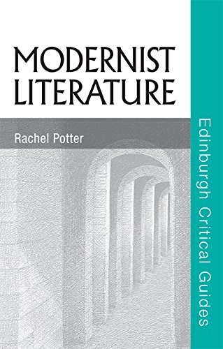 Modernist Literature (Edinburgh Critical Guides to Literature) from Edinburgh University Press