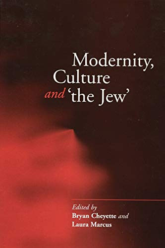 Modernity, Culture and the Jew from Polity Press