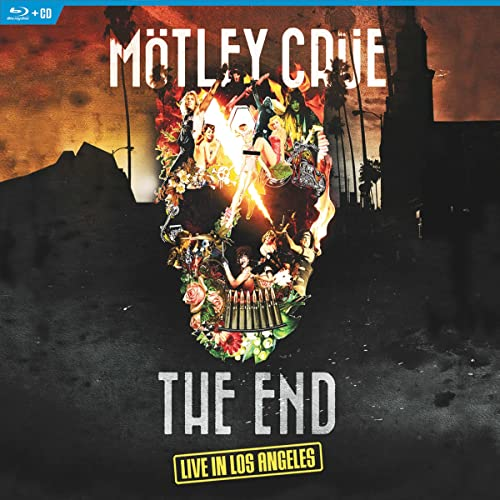 Mötley Crüe: The End - Live in Los Angeles [Deluxe] [DVD] [2016] [NTSC] from Eagle Rock
