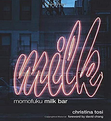 Momofuku Milk Bar from Absolute Press