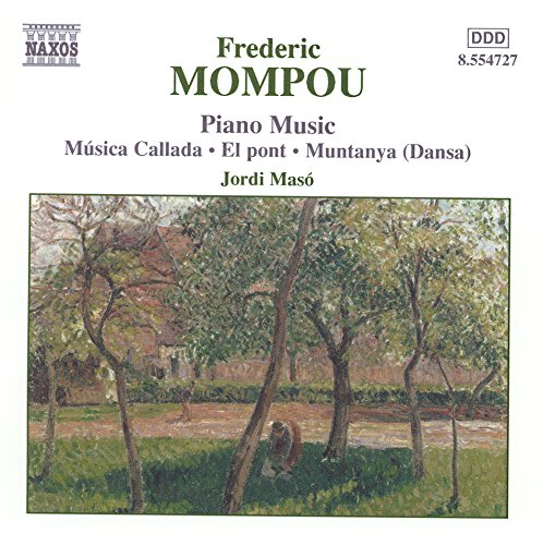 Mompou-Piano Music, Vol 4