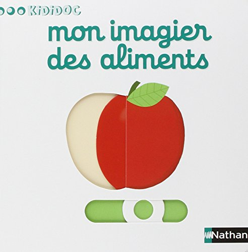 Mon imagier des aliments from Nathan