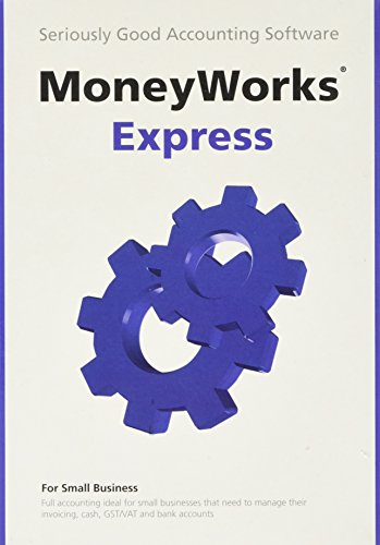 MoneyWorks 5 Express from Cognito Software