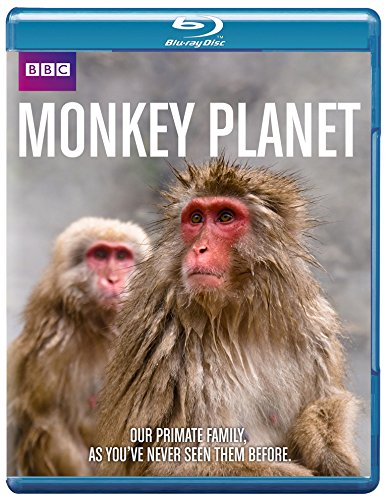 Monkey Planet - BBC [Blu-ray] from Spirit Entertainment Limited