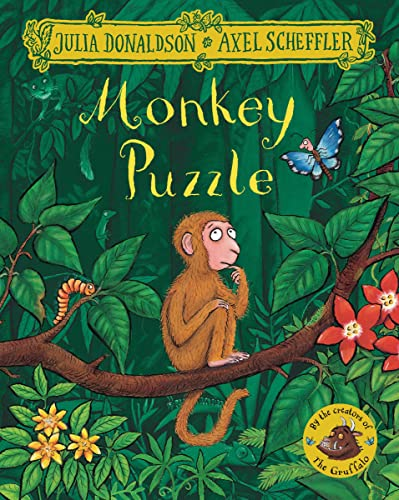 Monkey Puzzle from Macmillan Children's Books