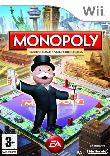 Monopoly (Nintendo Wii) from Electronic Arts