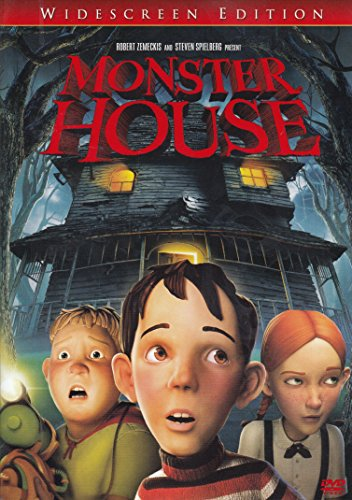 Monster House [DVD] [2006] [Region 1] [US Import] [NTSC] from Sony