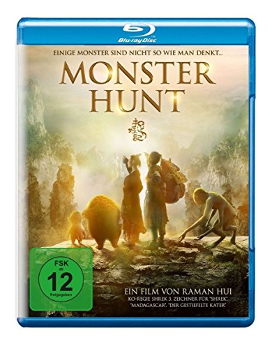 MONSTER HUNT 2D (BLU-RAY) - MO [2015] from Alive AG