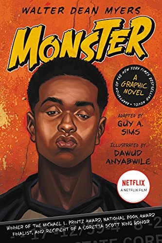 MONSTER: A GRAPHIC NOVEL from Amistad Press