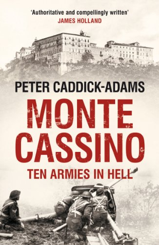 Monte Cassino: Ten Armies in Hell from Arrow