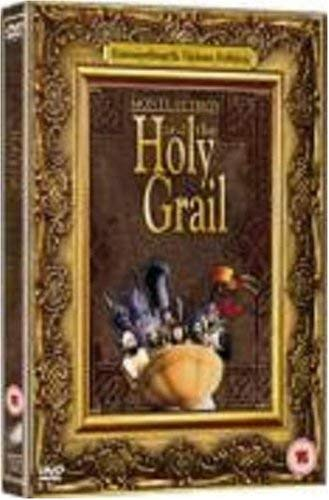 Monty Python And The Holy Grail [DVD] [1975] from Sony Pictures Home Entertainment