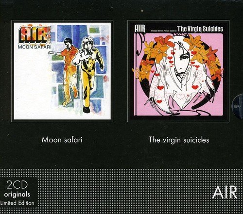Moon Safari/Virgin..