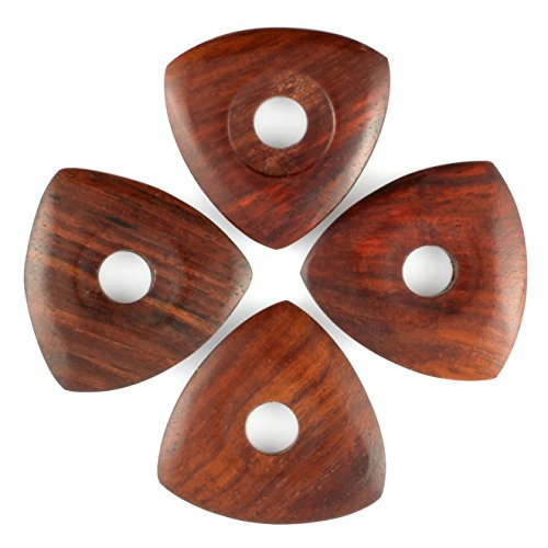 Moon Tones - Indian Rosewood - Pack of Four from Moon Tones