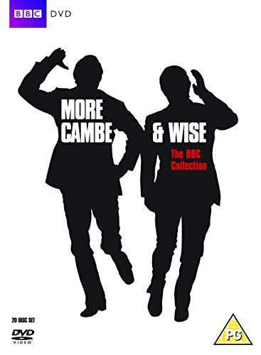 Morecambe & Wise: Complete BBC Collection [DVD] [1968] from BBC