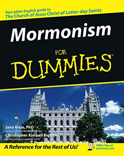 Mormonism For Dummies from For Dummies