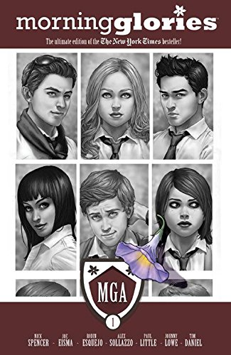 Morning Glories Compendium Volume 1 (Morning Glories Compendium Tp) from Image Comics