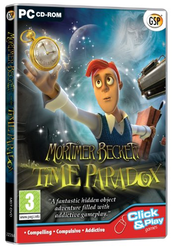 Mortimer Beckett and the Time Paradox (PC CD) from Avanquest Software