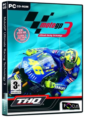 Moto GP: Ultimate Racing Technology 3 (PC CD) from FOCUS MULTIMEDIA