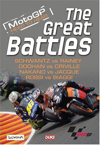 Motogp: Head To Head - The Great Battles [DVD] from Duke Video