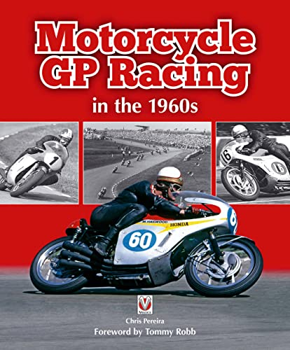 Motorcycle GP Racing in the 1960s from Veloce Publishing Ltd