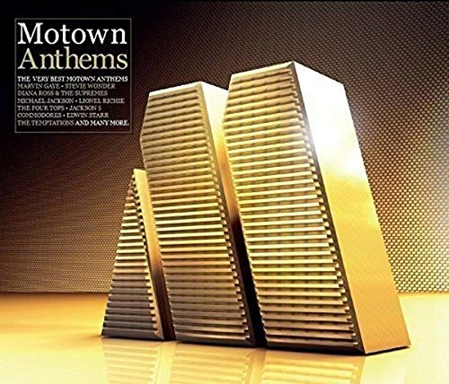 Motown Anthems from Universal Music TV (UK)