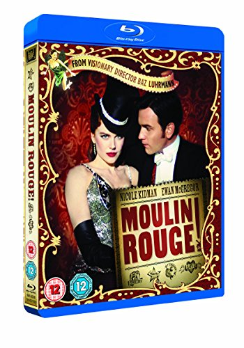 Moulin Rouge [Blu-ray] [2001] from 20th Century Fox
