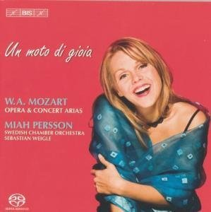 Mozart - Opera and Concert Arias