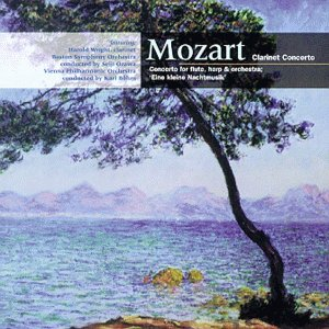 Mozart: Clarinet/Flute and Harp Concerto from AUSTRALIAN ELOQUENCE