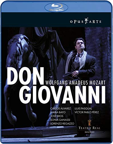 Mozart: Don Giovanni (Recorded Live At The Teatro Real Madrid October 2005) [Blu-ray] [2010] [Region Free] from Opus arte