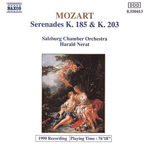 Mozart: Serenades from NAXOS