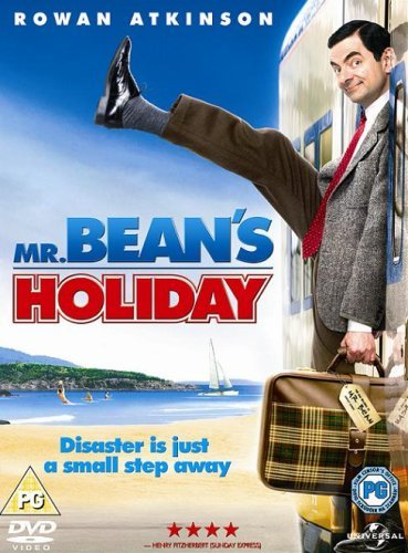 Mr Bean's Holiday [2007] [DVD] from Universal