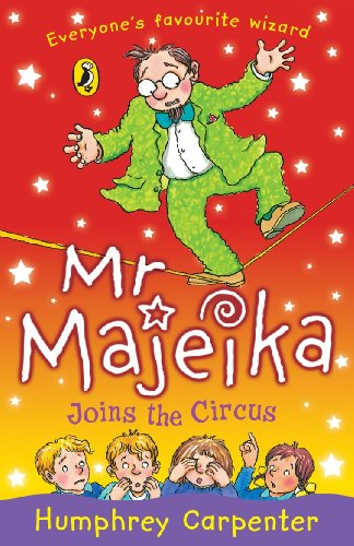 Mr Majeika Joins the Circus from Puffin