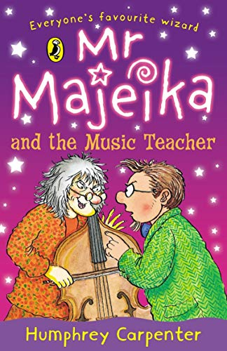 Mr Majeika and the Music Teacher from Puffin