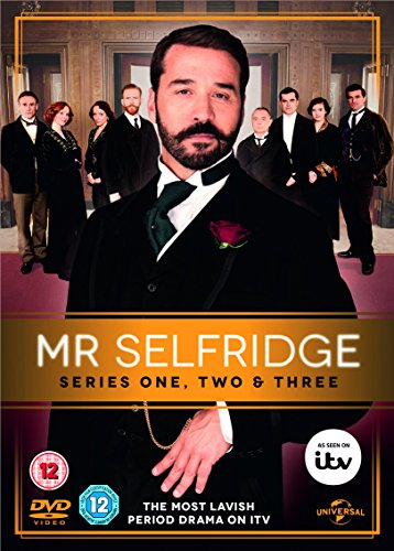Mr Selfridge - Series 1-3 [DVD] [2015] from Universal/Playback