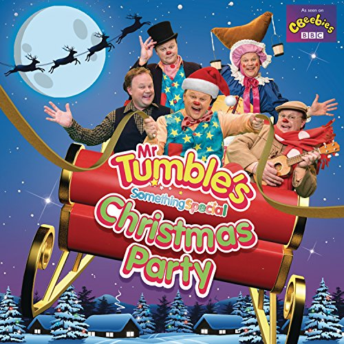 Mr Tumble's Christmas Party from Sony Music