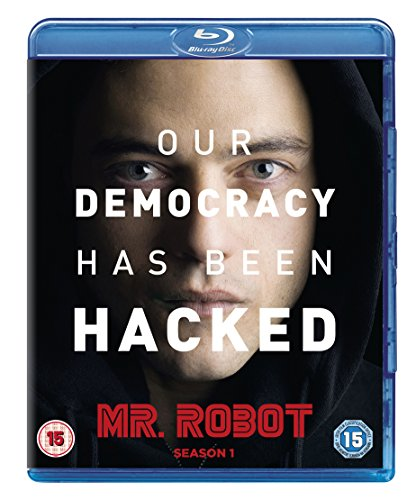Mr. Robot - Season 1 [Blu-ray] [2015] from Universal/Playback