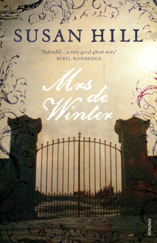 Mrs De Winter: Gothic Fiction from Vintage