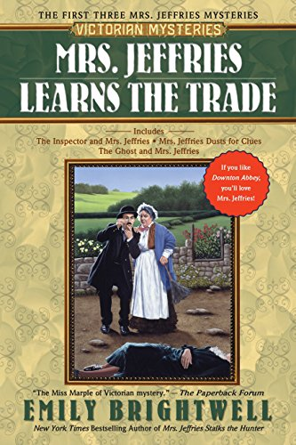 Mrs. Jeffries Learns the Trade (Victorian Mysteries) from Berkley Books