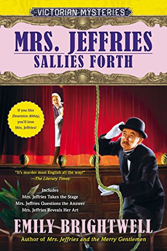 Mrs. Jeffries Sallies Forth: 4 (Victorian Mystery) from Berkley Books