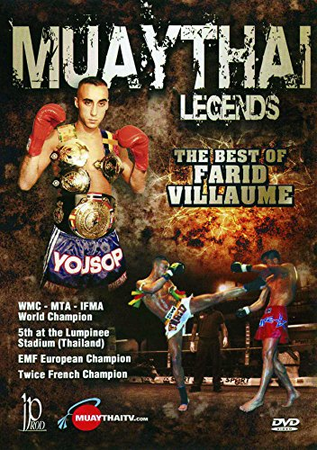Muay-Thai Legends: The Best Of Farid Villaume [DVD] from Quantum Leap Group