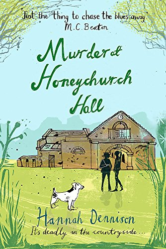 Murder at Honeychurch Hall (Vicky Hill) from Constable